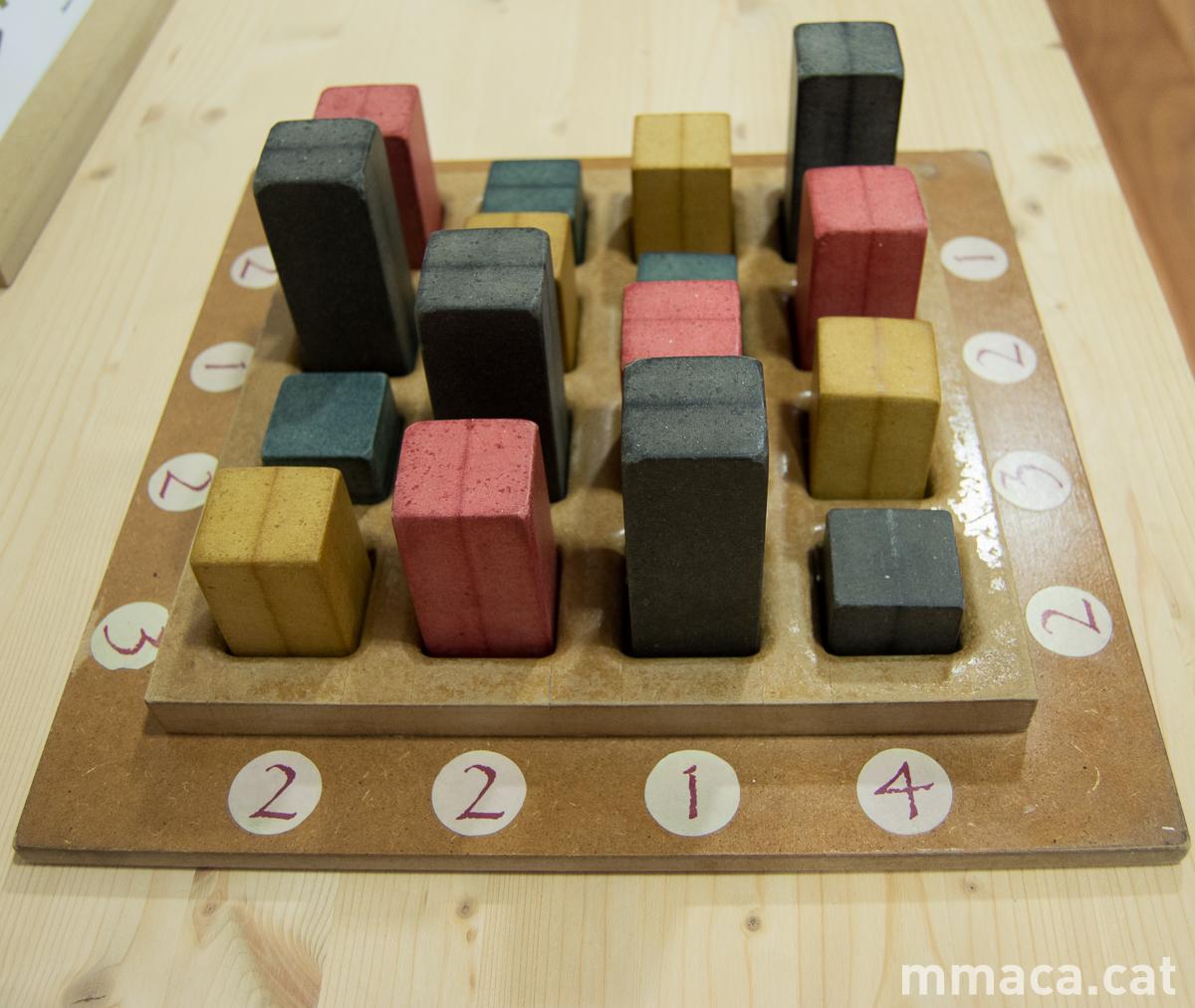 El joc dels gratacels
